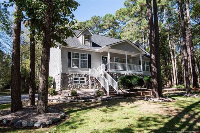 200 Sanderling Road, Vass, NC 28394 (MLS #619315) :: The Rockel Group