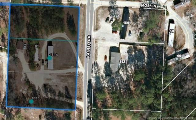1814 Rainey Drive, Spring Lake, NC 28390 (MLS #619323) :: Weichert Realtors, On-Site Associates