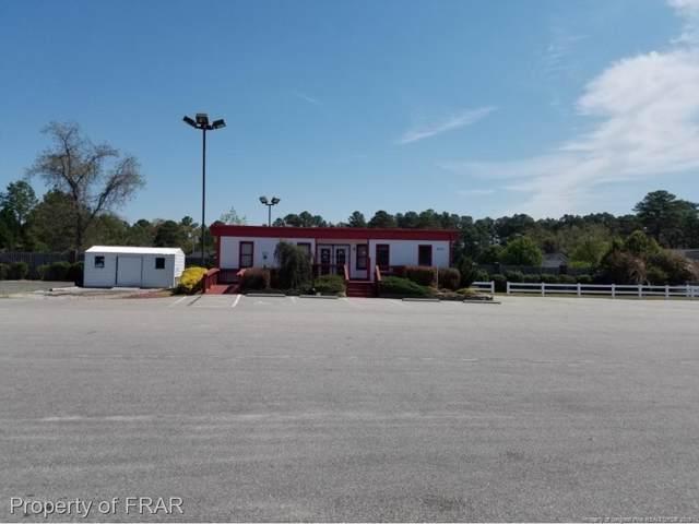 2718 Murchison Road, Fayetteville, NC 28301 (MLS #619341) :: The Rockel Group