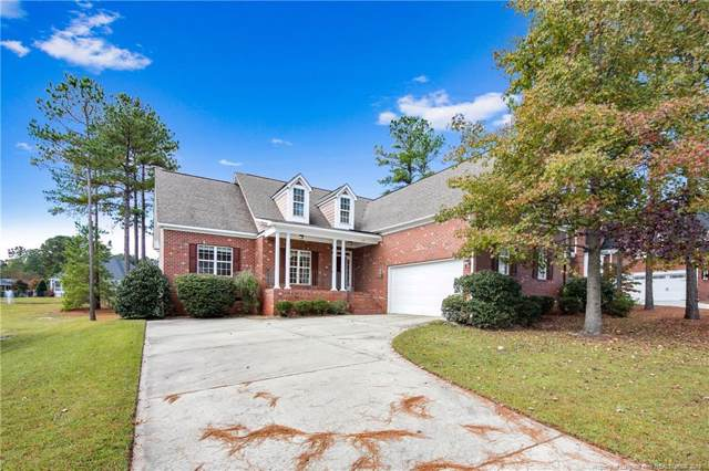 117 Skipping Water Drive, Spring Lake, NC 28390 (MLS #619348) :: Weichert Realtors, On-Site Associates