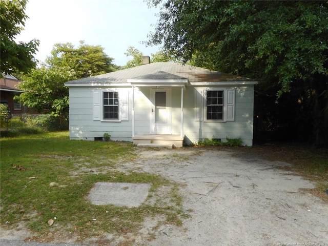 5010 Hodge Street, Fayetteville, NC 28303 (MLS #619355) :: The Rockel Group