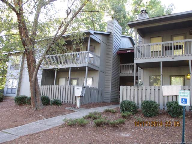 1831-5 Tryon Drive, Fayetteville, NC 28303 (MLS #619363) :: The Rockel Group