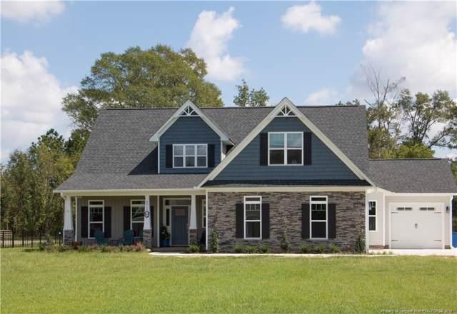 1257 Joe Hall (Lot 2) Road, Fayetteville, NC 28306 (MLS #619389) :: Weichert Realtors, On-Site Associates
