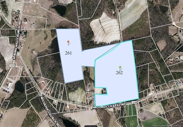 261 Currin Farm Lane, Lillington, NC 27546 (MLS #619413) :: Weichert Realtors, On-Site Associates