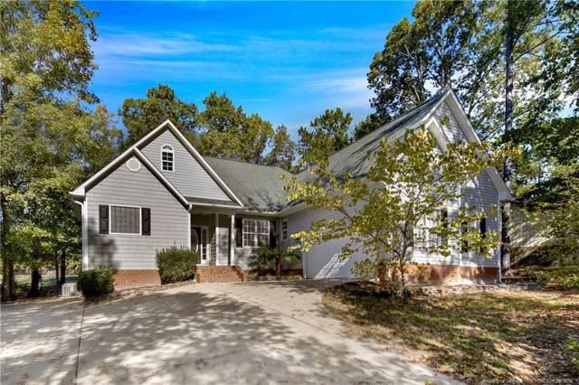 105 Carolina Way, Sanford, NC 27332 (MLS #619415) :: Weichert Realtors, On-Site Associates