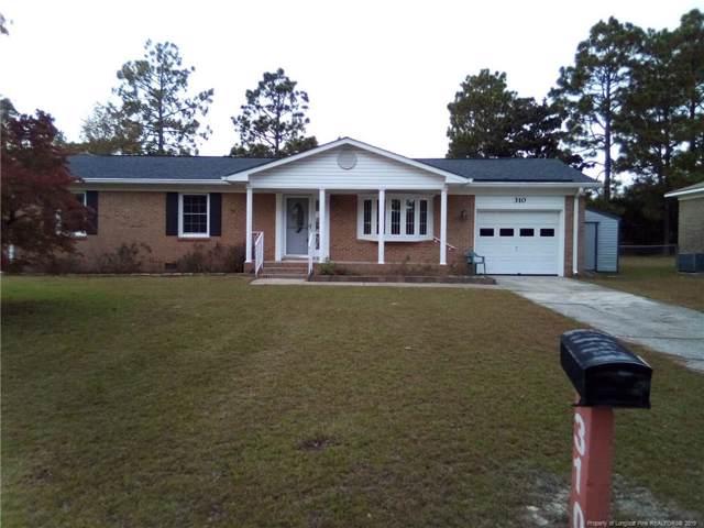 310 Brass Court, Fayetteville, NC 28311 (MLS #619416) :: The Rockel Group