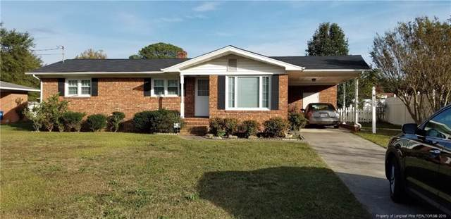 2039 Ironwood Drive, Fayetteville, NC 28304 (MLS #619438) :: The Rockel Group