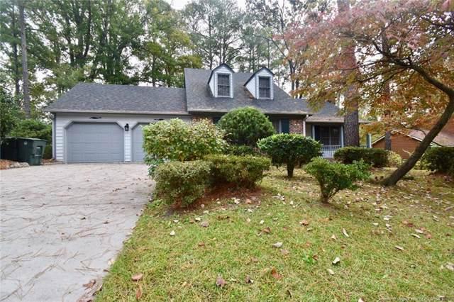 1632 Woodfield Drive, Fayetteville, NC 28303 (MLS #619447) :: Weichert Realtors, On-Site Associates