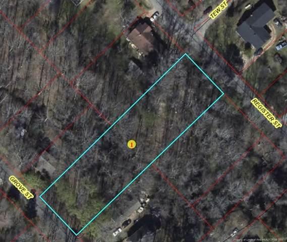 0 Register Street, Sanford, NC 27330 (MLS #619467) :: Weichert Realtors, On-Site Associates