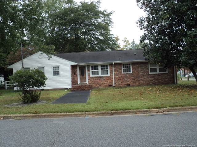 500 W 28th Street, Lumberton, NC 28358 (MLS #619510) :: Weichert Realtors, On-Site Associates