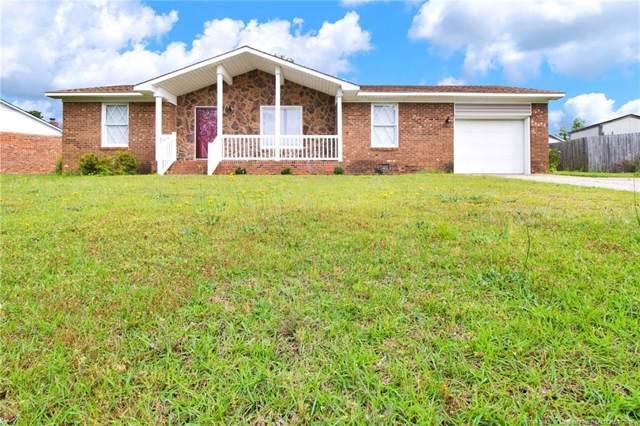 321 Old Farm Road, Fayetteville, NC 28314 (MLS #620544) :: Weichert Realtors, On-Site Associates