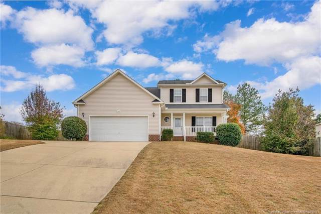 26 Scotland Drive, Spring Lake, NC 28390 (MLS #620560) :: Weichert Realtors, On-Site Associates
