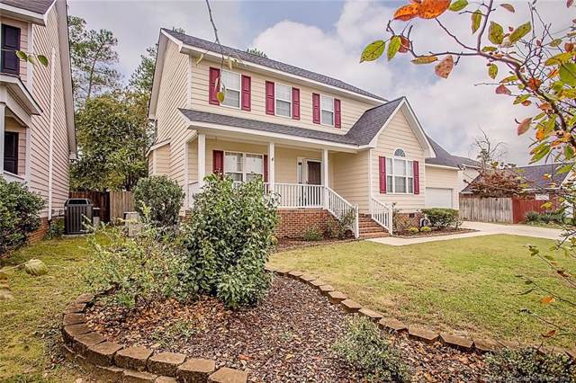 6404 Jacobs Creek Circle, Fayetteville, NC 28306 (MLS #620563) :: The Rockel Group