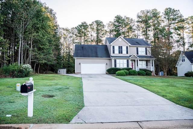 117 Friars Drive, Sanford, NC 27330 (MLS #620568) :: Weichert Realtors, On-Site Associates