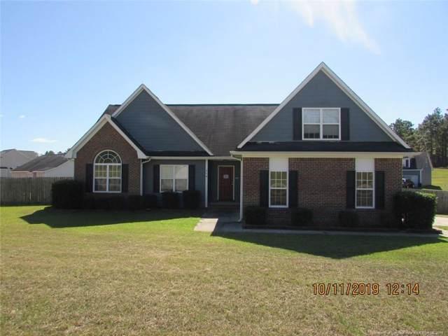 364 Somerset Drive, Raeford, NC 28376 (MLS #620569) :: The Rockel Group