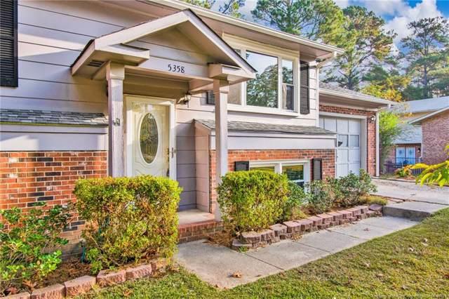 5358 Silver Pine Drive, Fayetteville, NC 28303 (MLS #620611) :: Weichert Realtors, On-Site Associates