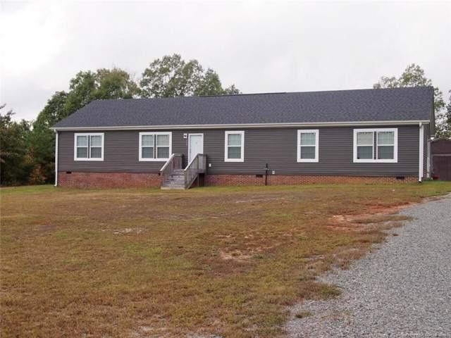 1940 Wadsworth Road, Carthage, NC 28327 (MLS #620615) :: The Rockel Group