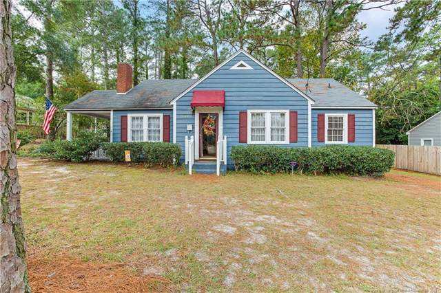 611 Cape Fear Avenue, Fayetteville, NC 28303 (MLS #620618) :: The Rockel Group