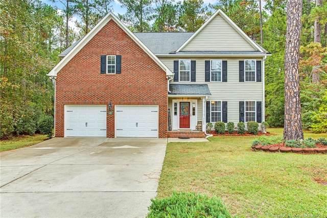 3398 Carolina Way, Sanford, NC 27332 (MLS #620620) :: Weichert Realtors, On-Site Associates