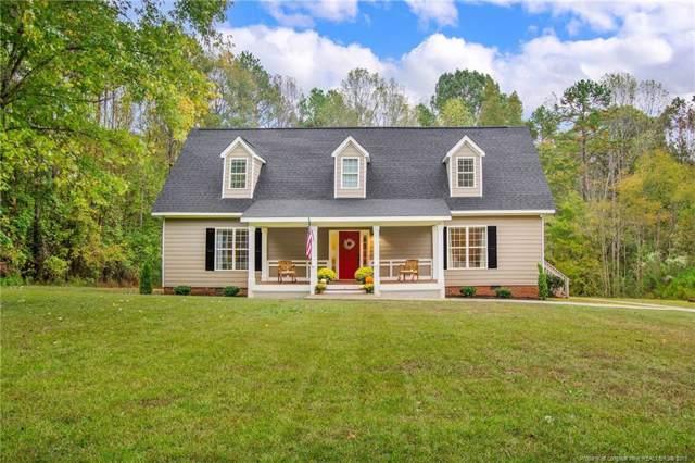 315 Round Fish Drive, Sanford, NC 27330 (MLS #620635) :: Weichert Realtors, On-Site Associates
