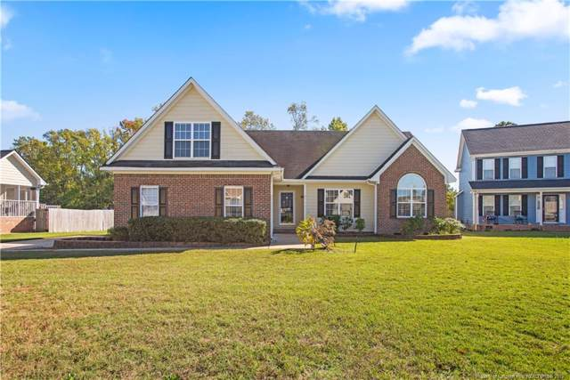 3819 Little John Court, Fayetteville, NC 28306 (MLS #620707) :: The Rockel Group