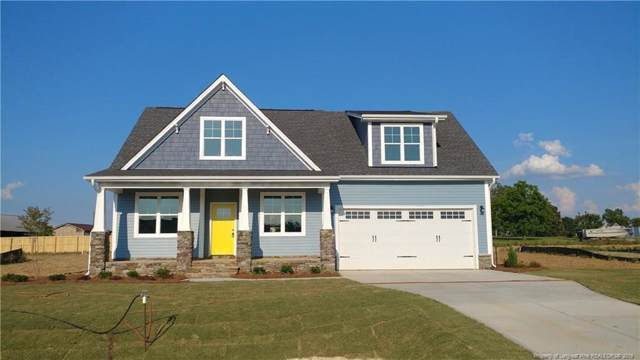 84 Fisher Road, Lillington, NC 27546 (MLS #620721) :: The Rockel Group