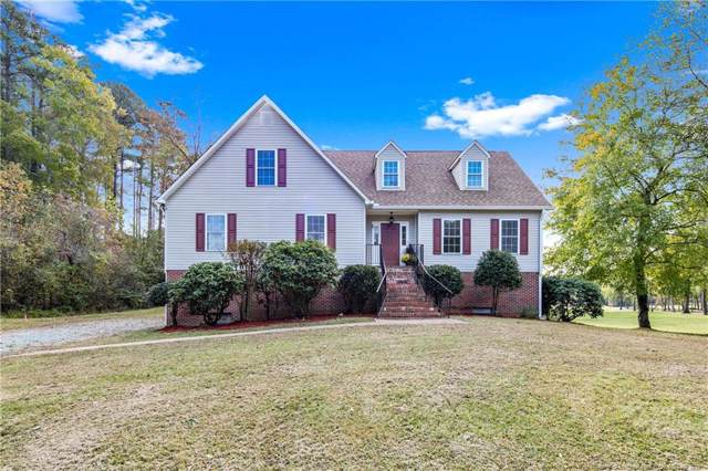 607 Cashmere Court, Sanford, NC 27332 (MLS #620730) :: Weichert Realtors, On-Site Associates