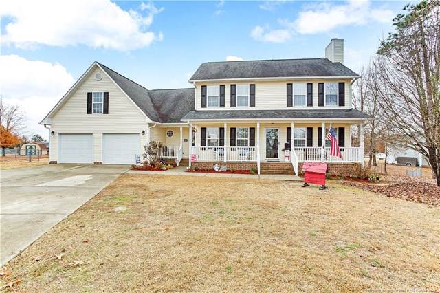 76 Anson Lane, Spring Lake, NC 28390 (MLS #620734) :: Weichert Realtors, On-Site Associates