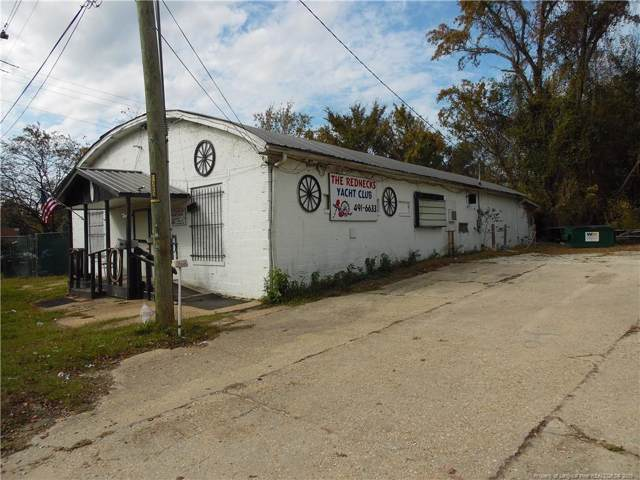 115 Dunn Road, Fayetteville, NC 28312 (MLS #620735) :: The Rockel Group