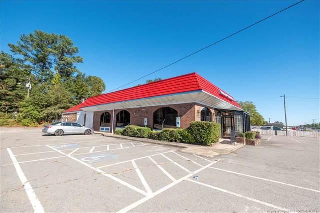 1204 Bragg Boulevard, Fayetteville, NC 28301 (MLS #620739) :: The Rockel Group