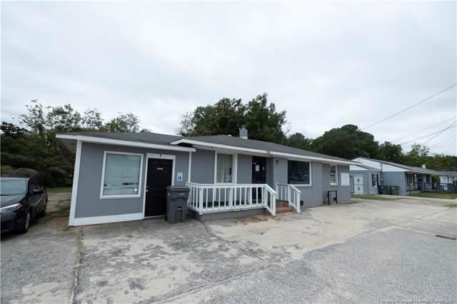814 Hope Mills Road, Fayetteville, NC 28304 (MLS #620740) :: The Rockel Group