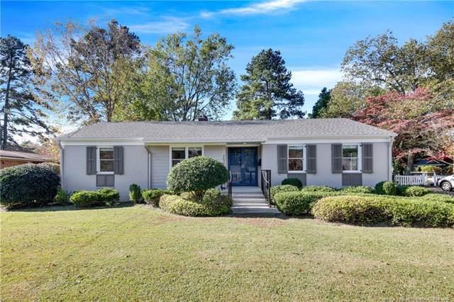 2623 Huntington Road, Fayetteville, NC 28303 (MLS #620744) :: The Rockel Group