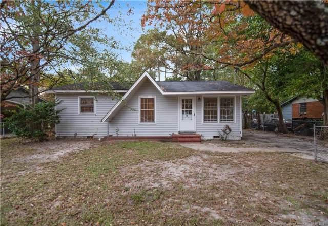 1038 Revere Street, Fayetteville, NC 28304 (MLS #620745) :: Weichert Realtors, On-Site Associates