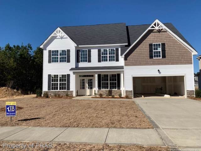 1912 Carriage House Lane, Fayetteville, NC 28312 (MLS #620833) :: Weichert Realtors, On-Site Associates