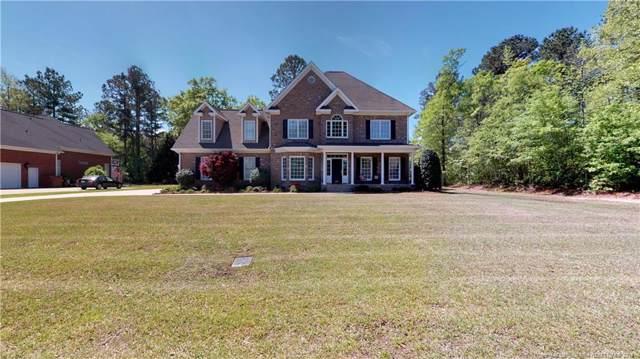 367 Kimberwicke Drive, Fayetteville, NC 28311 (MLS #620841) :: Weichert Realtors, On-Site Associates