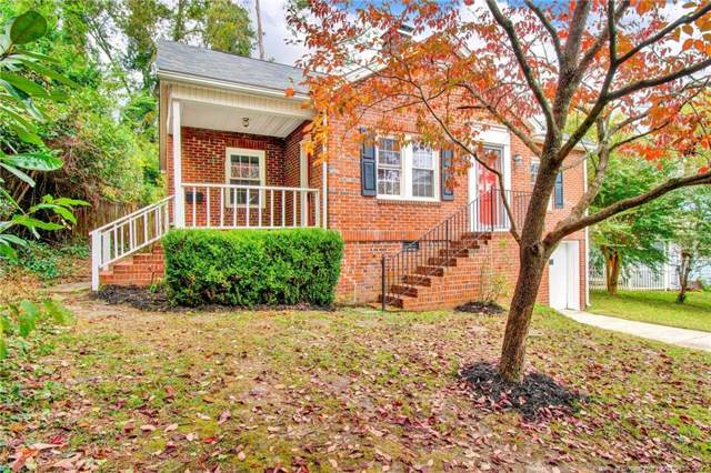 421 Rollingwood Circle, Fayetteville, NC 28305 (MLS #620846) :: The Rockel Group