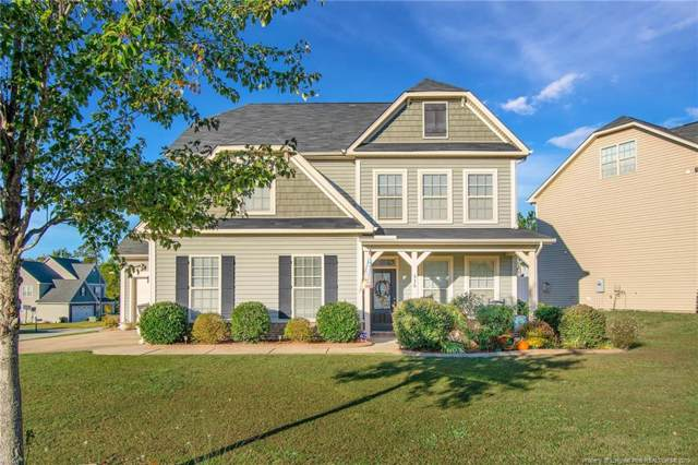 336 Colonist Place, Cameron, NC 28326 (MLS #620865) :: Weichert Realtors, On-Site Associates