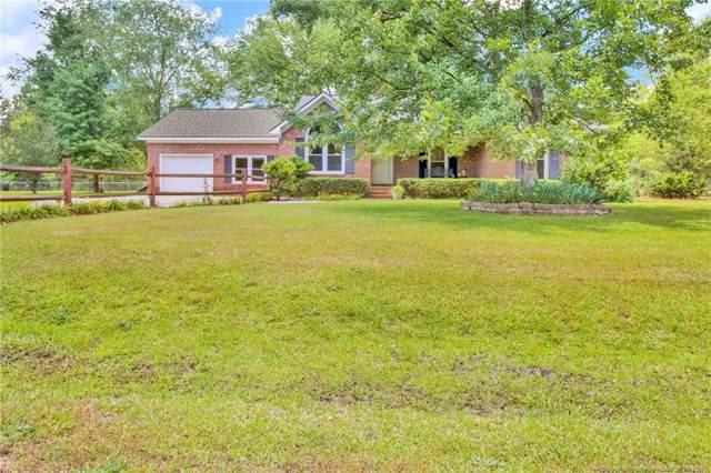 1389 Blue Road, Parkton, NC 28371 (MLS #620869) :: Weichert Realtors, On-Site Associates