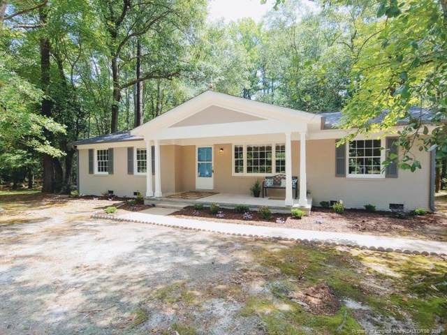 4337 Niagara Carthage Road, Carthage, NC 28327 (MLS #620888) :: The Signature Group Realty Team