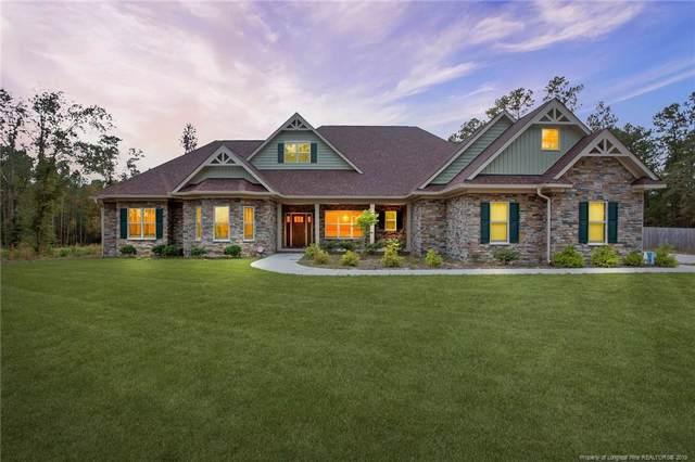 148 Koonce Road, Raeford, NC 28376 (MLS #620896) :: Weichert Realtors, On-Site Associates