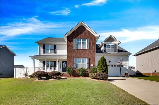 28 Archer Drive, Bunnlevel, NC 28323 (MLS #620898) :: The Rockel Group