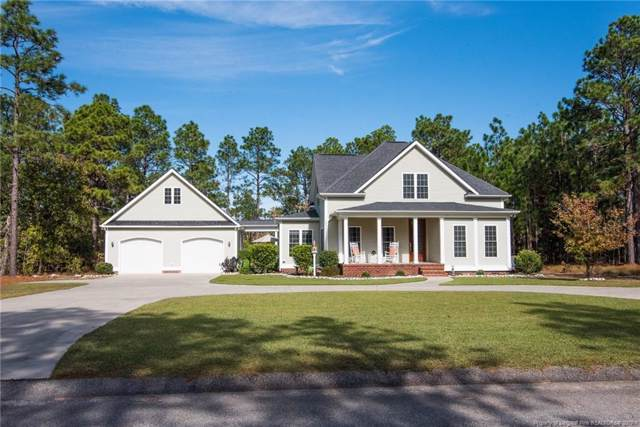357 Longleaf Drive, West End, NC 27376 (MLS #620907) :: The Rockel Group