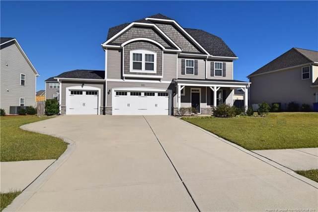 279 Stonebriar Drive, Raeford, NC 28376 (MLS #620914) :: The Rockel Group