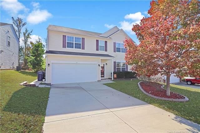 873 Golden Horseshoe Lane, Sanford, NC 27330 (MLS #620916) :: Weichert Realtors, On-Site Associates