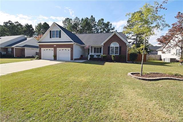 3425 Broomsgrove Drive, Fayetteville, NC 28306 (MLS #620925) :: The Rockel Group