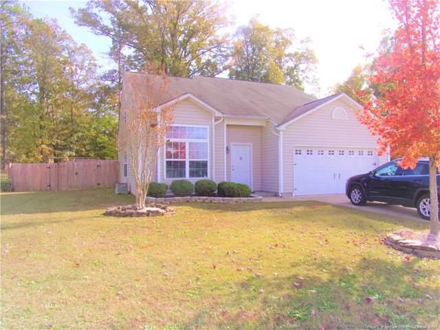 841 Golden Horseshoe Lane, Sanford, NC 27330 (MLS #620935) :: Weichert Realtors, On-Site Associates