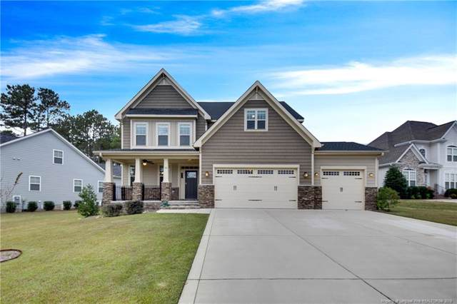 73 Skipping Water Drive, Spring Lake, NC 28390 (MLS #620954) :: Weichert Realtors, On-Site Associates