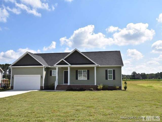 135 Southern Place, Lillington, NC 27546 (MLS #620955) :: The Rockel Group