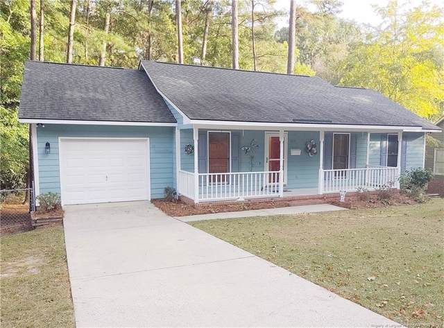 822 Shadowlawn Drive, Fayetteville, NC 28303 (MLS #620958) :: The Rockel Group