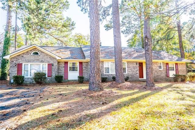424 Hallmark Road, Fayetteville, NC 28303 (MLS #620959) :: Weichert Realtors, On-Site Associates